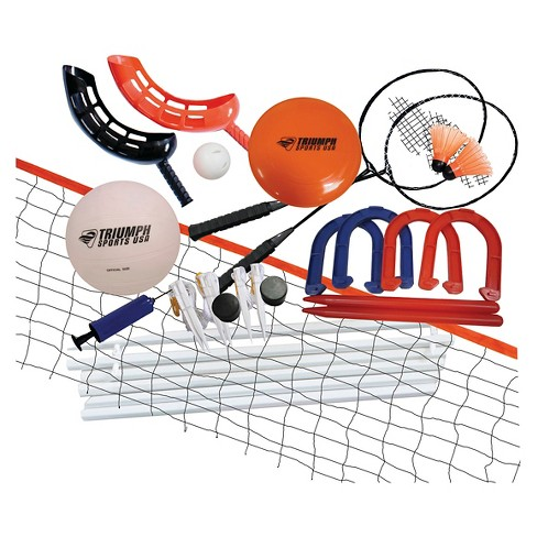 Triumph Sports Five Game Combo Set - image 1 of 1