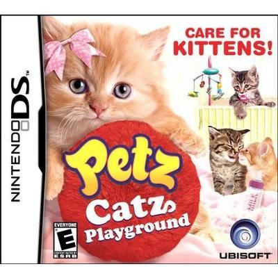 Petz Cats Playground NDS