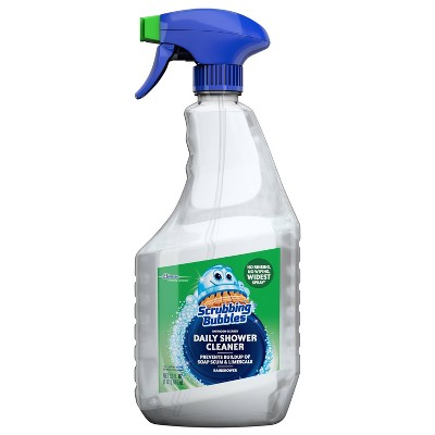 Bathroom Cleaner: Scrubbing Bubbles Daily Shower Cleaner