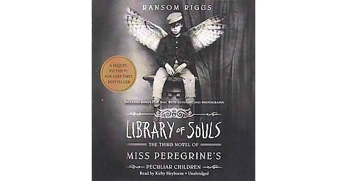 Library of Souls : Includes a Pdf Disc (Unabridged) (CD/Spoken Word) (Ransom Riggs) - image 1 of 1