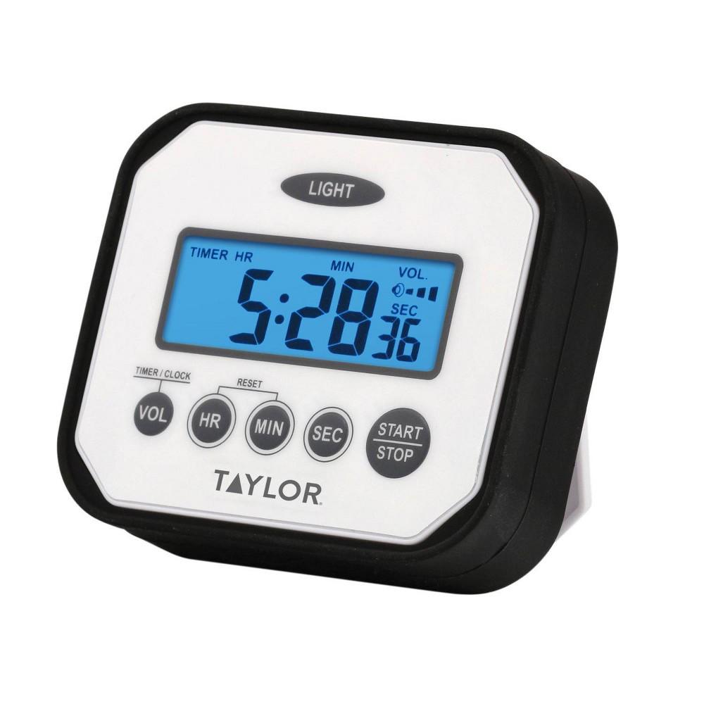 Image of Taylor Splash 'n' Drop – Water and Impact Resistant Timer/Clock