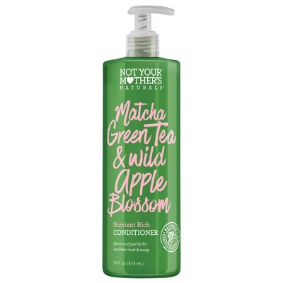 Not Your Mother's Naturals Matcha Green Tea & Wild Apple Blossom Nutrient Rich Conditioner - 16 fl oz