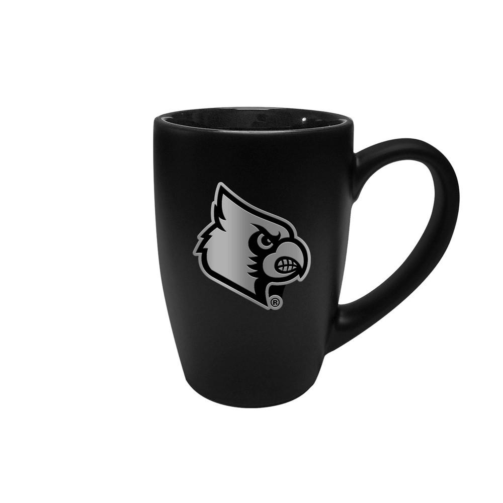 Ncaa Louisville Cardinals 15oz Stealth Bistro Mug