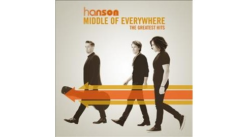 Hanson - Middle Of Everywhere:Greatest Hits (CD) - image 1 of 1