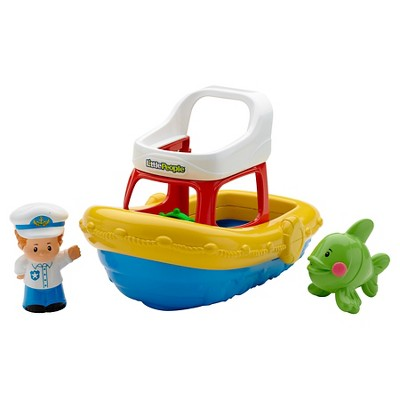 Fisher-Price Little People Little People Ships Ahoy Yacht