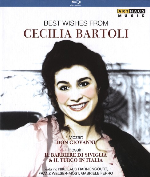 Mozart/Rossini:Best wishes from cecil (Blu-ray) - image 1 of 1