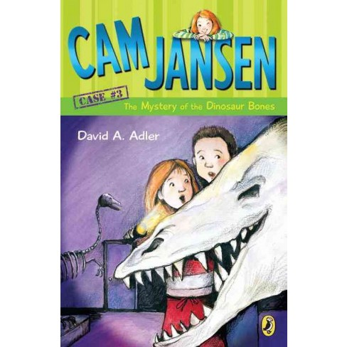 Cam Jansen and the Mystery of the Dinosaur Bones - by  David A Adler (Paperback) - image 1 of 1