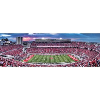 NCAA Ohio State Buckeyes 1000pc Panoramic Puzzle