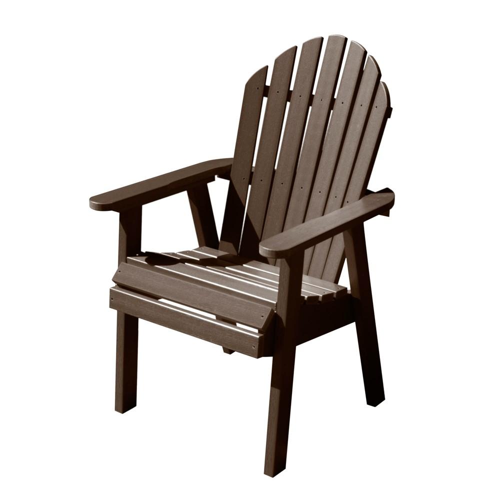 Hamilton Deck Chair Weathered Acorn - Highwood