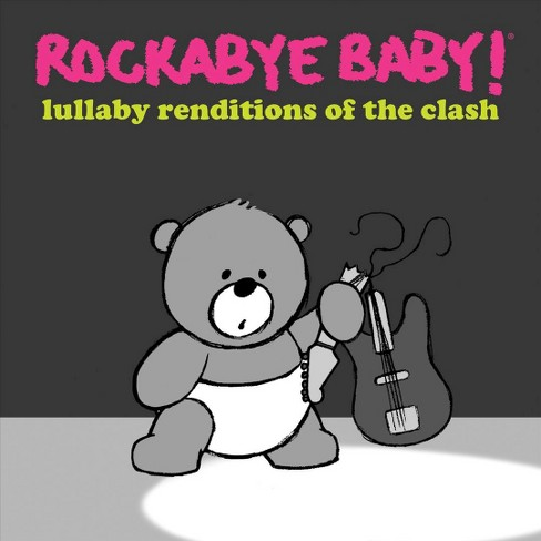 Various - Rockabye baby:Clash lullaby rendition (CD) - image 1 of 1