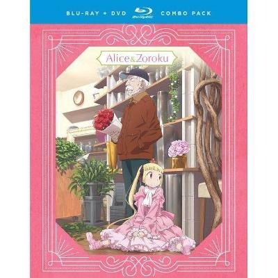 Alice & Zoroku: The Complete Series (Blu-ray)(2018)