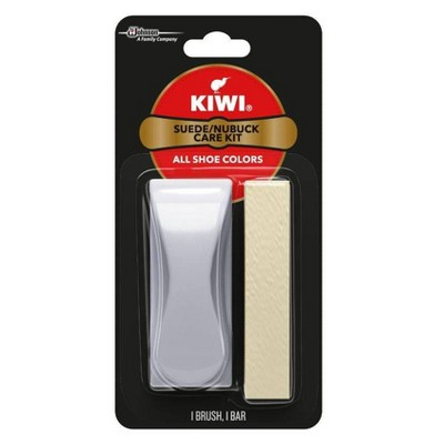 KIWI Suede & Nubuck Shoe Care Kit