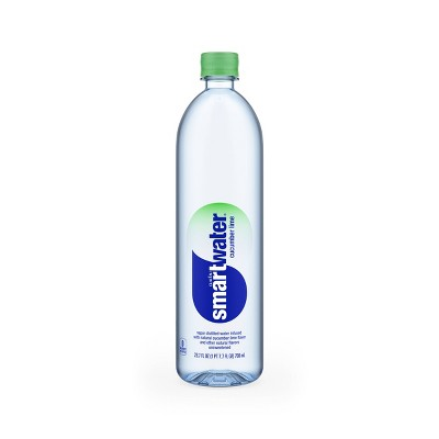 Smartwater Cucumber Lime Enhanced Water - 23.7 fl oz Water