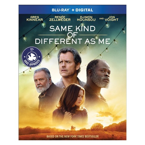 Same Kind of Different as Me (Blu-ray + Digital) - image 1 of 1