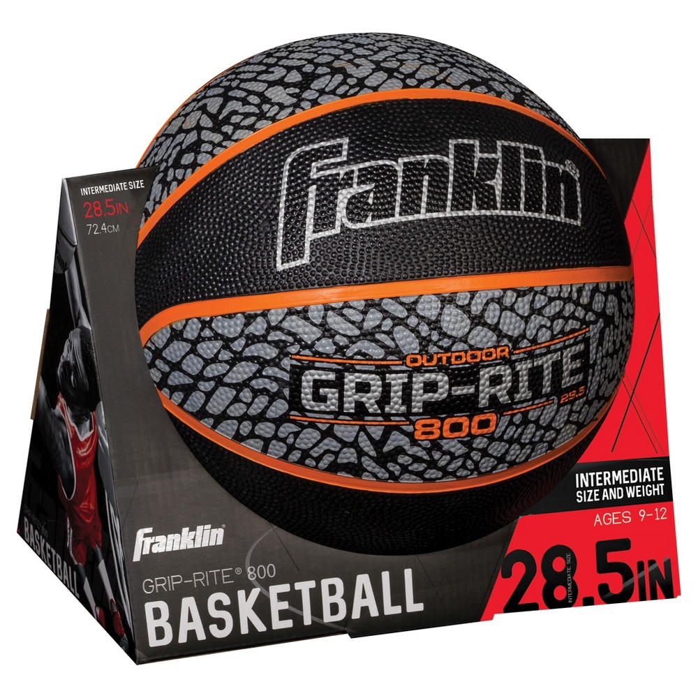 Basket Ball Franklin Sports Orange