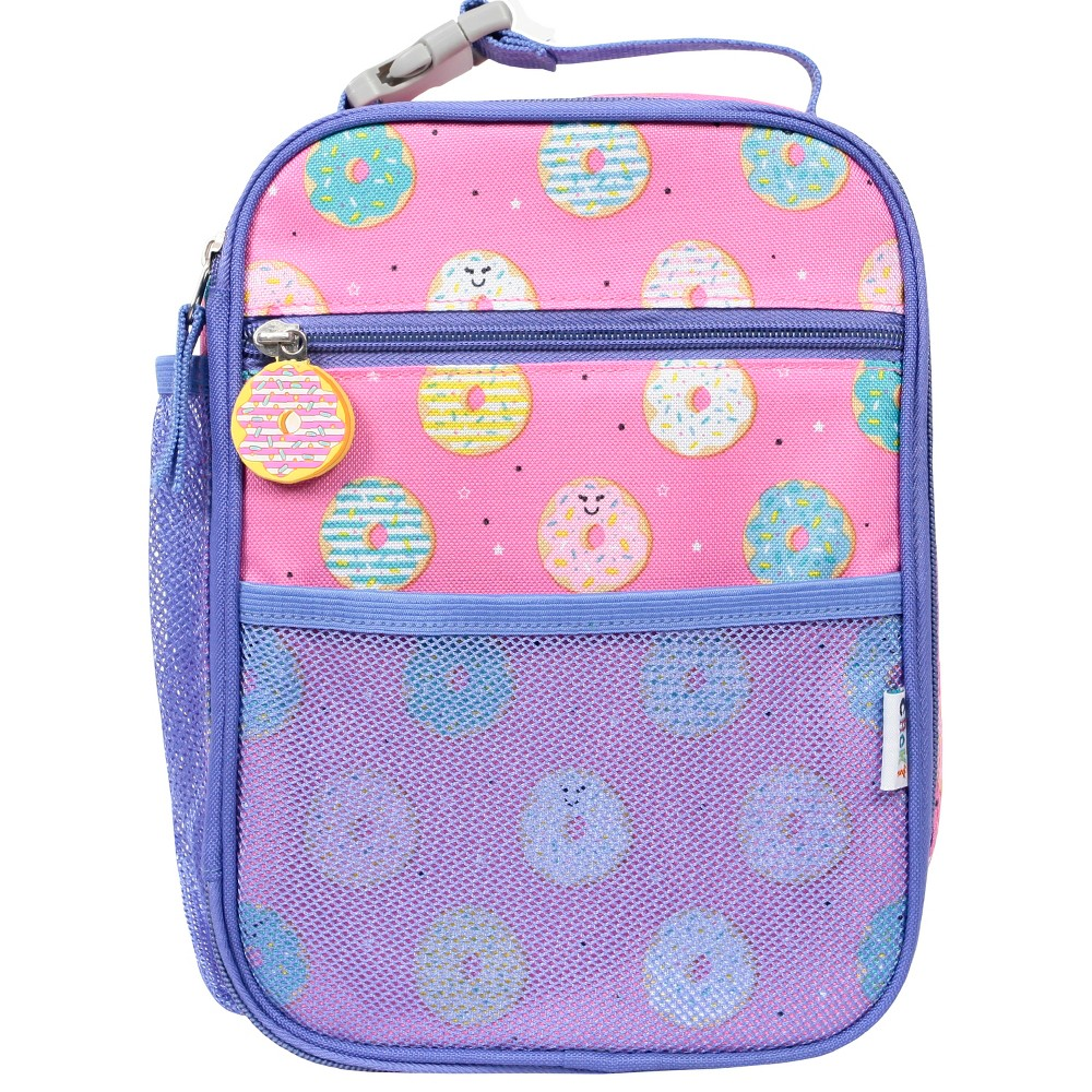 Image of Crckt Kids' Vertical Lunch Tote - Donut, Pink
