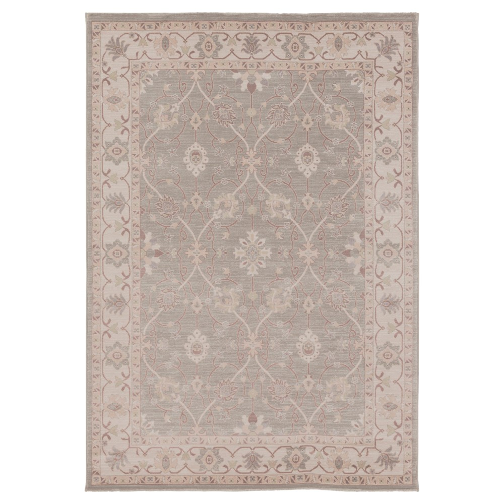 Mint (Green) Solid Tufted Area Rug - (6'7