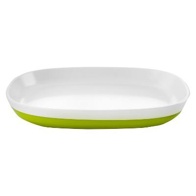 4moms Plate White Green