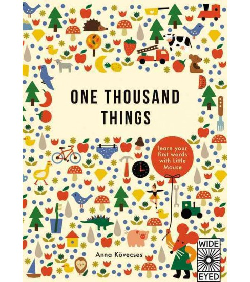 One Thousand Things (Hardcover) - image 1 of 1