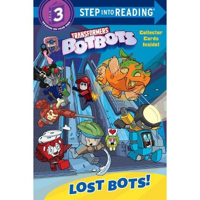 Lost Bots! (Transformers Botbots) - (Step Into Reading) by  Lauren Clauss (Paperback)