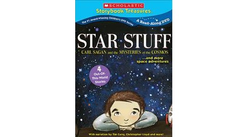 Star Stuff:Carl Sagan And The Mysteri (DVD) - image 1 of 1