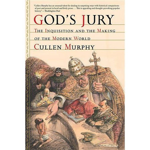God's Jury - by  Cullen Murphy (Paperback) - image 1 of 1