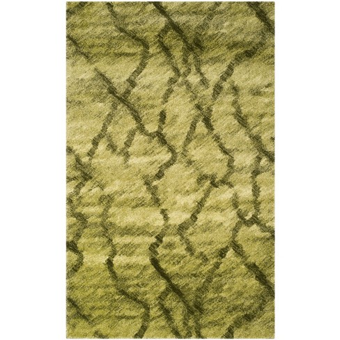 Altair Area Rug - Green/Dark Green (5'x8') - Safavieh® - image 1 of 4