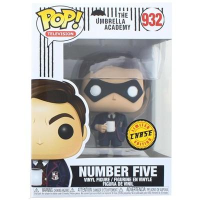 Funko POP! TV Umbrella Academy Number Five ChaseVinyl Figure