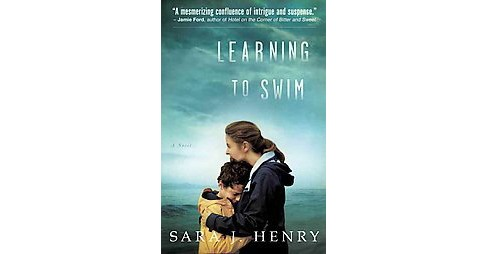Learning to Swim (Reprint) (Paperback) by Sara J. Henry - image 1 of 1