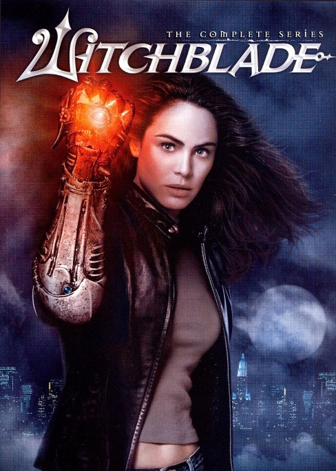 Witchblade:Complete series (DVD) - image 1 of 1