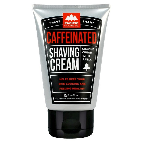 Pacific Shaving Company Caffeinated Shave Cream - 3oz - image 1 of 1