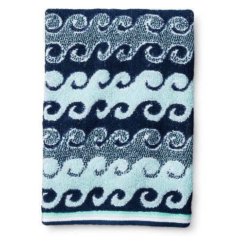 Ombre Surf Towels - Pillowfort™ - image 1 of 1