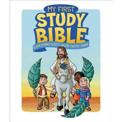My First Study Bible - by  Paul J Loth (Hardcover) - image 1 of 1