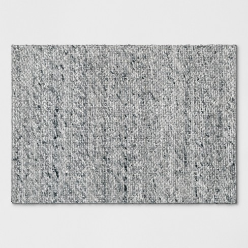 Chunky Knit Wool Woven Rug Project 62 Target