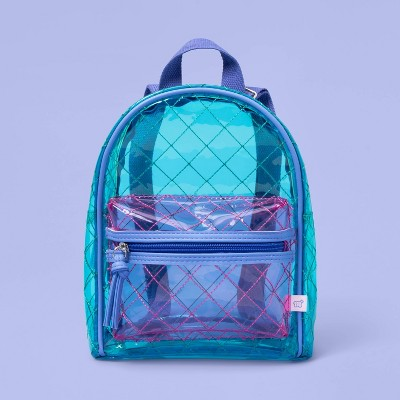 Kids' Tinted Backpack - More Than Magic™ Blue