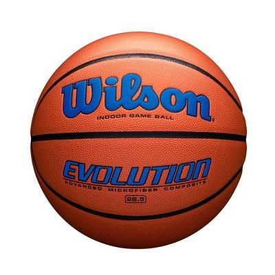 Wilson 28.5'' Evolution Game Basketball – Royal