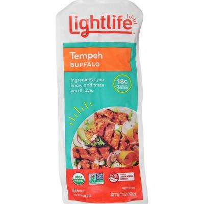 Lightlife Organic Buffalo Tempeh Strips - 7oz