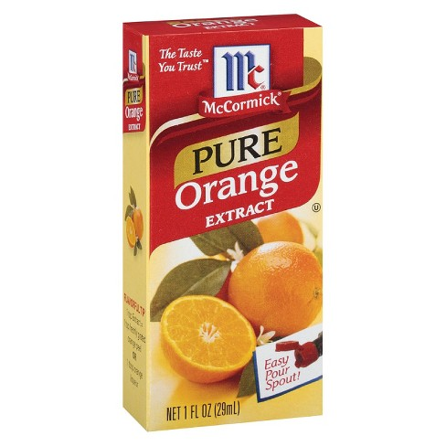 McCormick Pure Orange Extract - 1oz - image 1 of 1