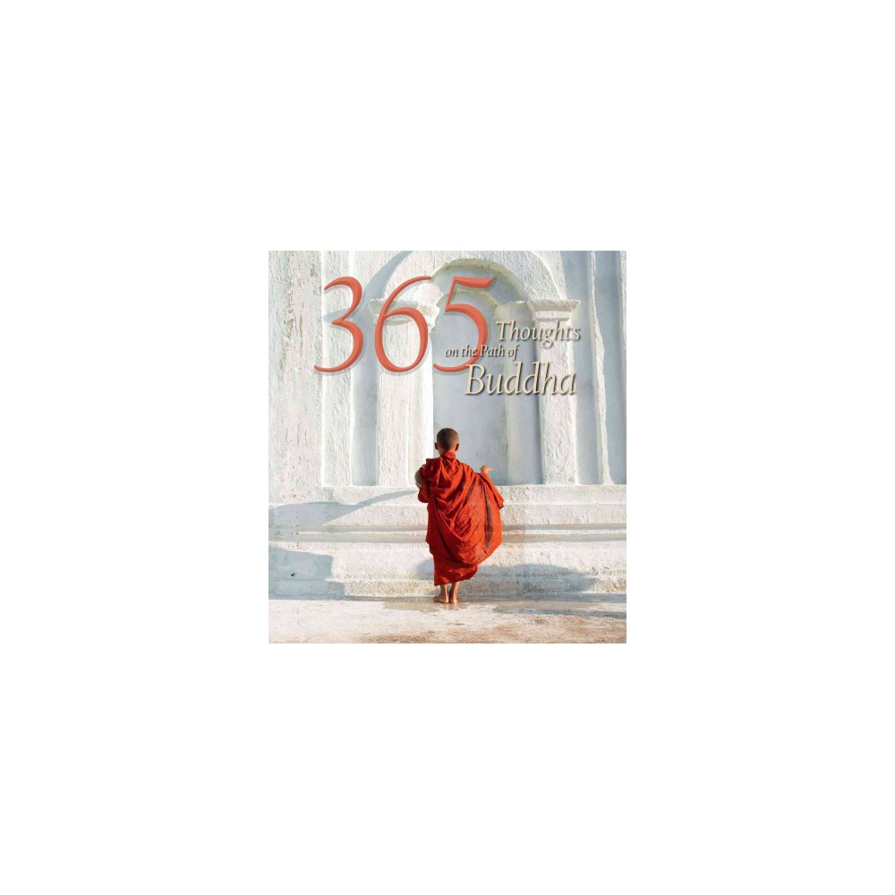 365 Thoughts on the Path of Buddha (Hardcover)