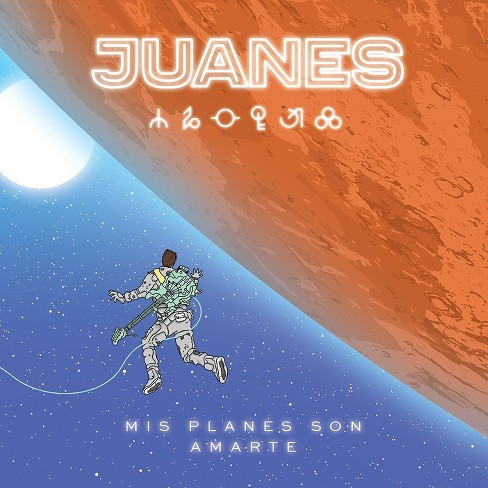 Juanes - Mis Planes Son Amarte CD/DVD - image 1 of 1