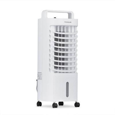 Frigidaire 2-in-1 175 CFM Oscillating Evaporative Air Cooler and Fan White