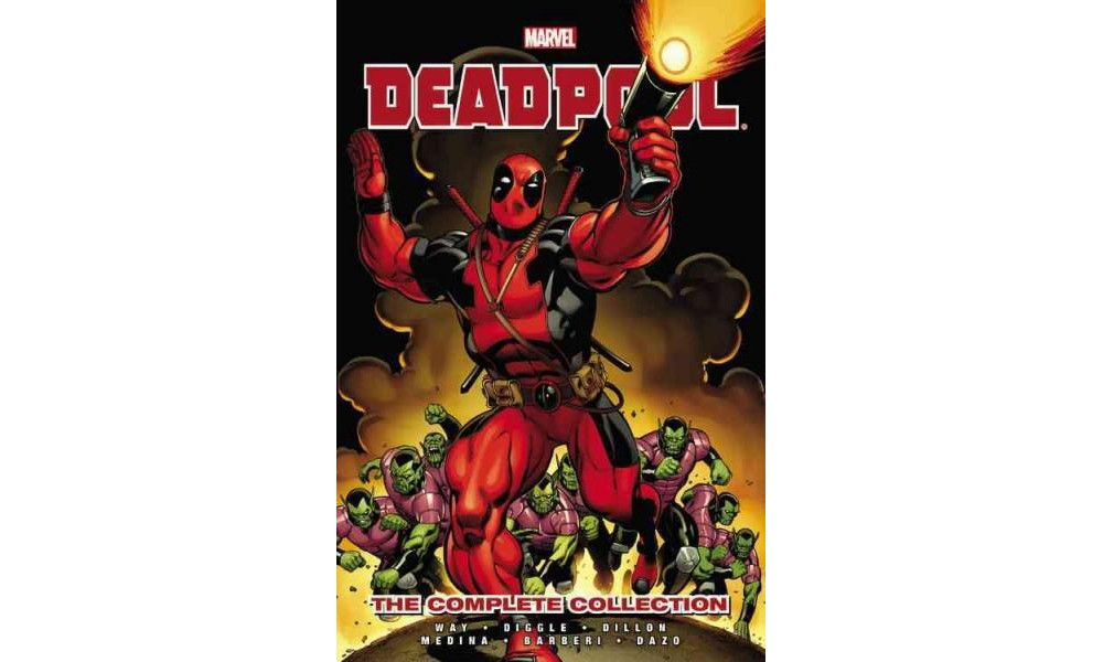 Deadpool by Daniel Way: the Complete Collection 1 (Paperb...