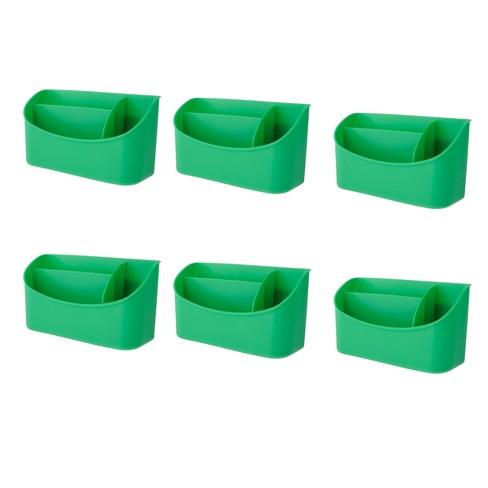 6pk Magnetic Supply Caddy Green - Bullseye's Playground™ - image 1 of 1