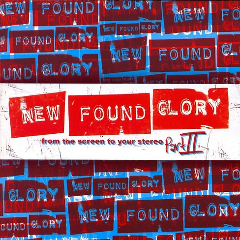 New Found Glory - From the Screen to Your Stereo, Vol. 2 (CD) - image 1 of 1