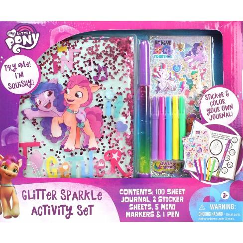 My Little Pony Glitter Sparkle Activity Set - image 1 of 4