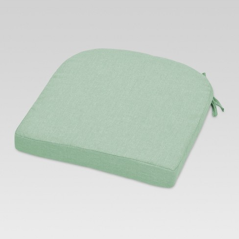 Outdoor Round Back Seat Cushion - Threshold™ - image 1 of 2