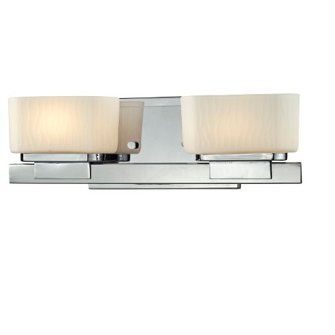 Vanity Wall Lights with Matte Opal Glass (Set of 2) - Z-Lite - image 1 of 1