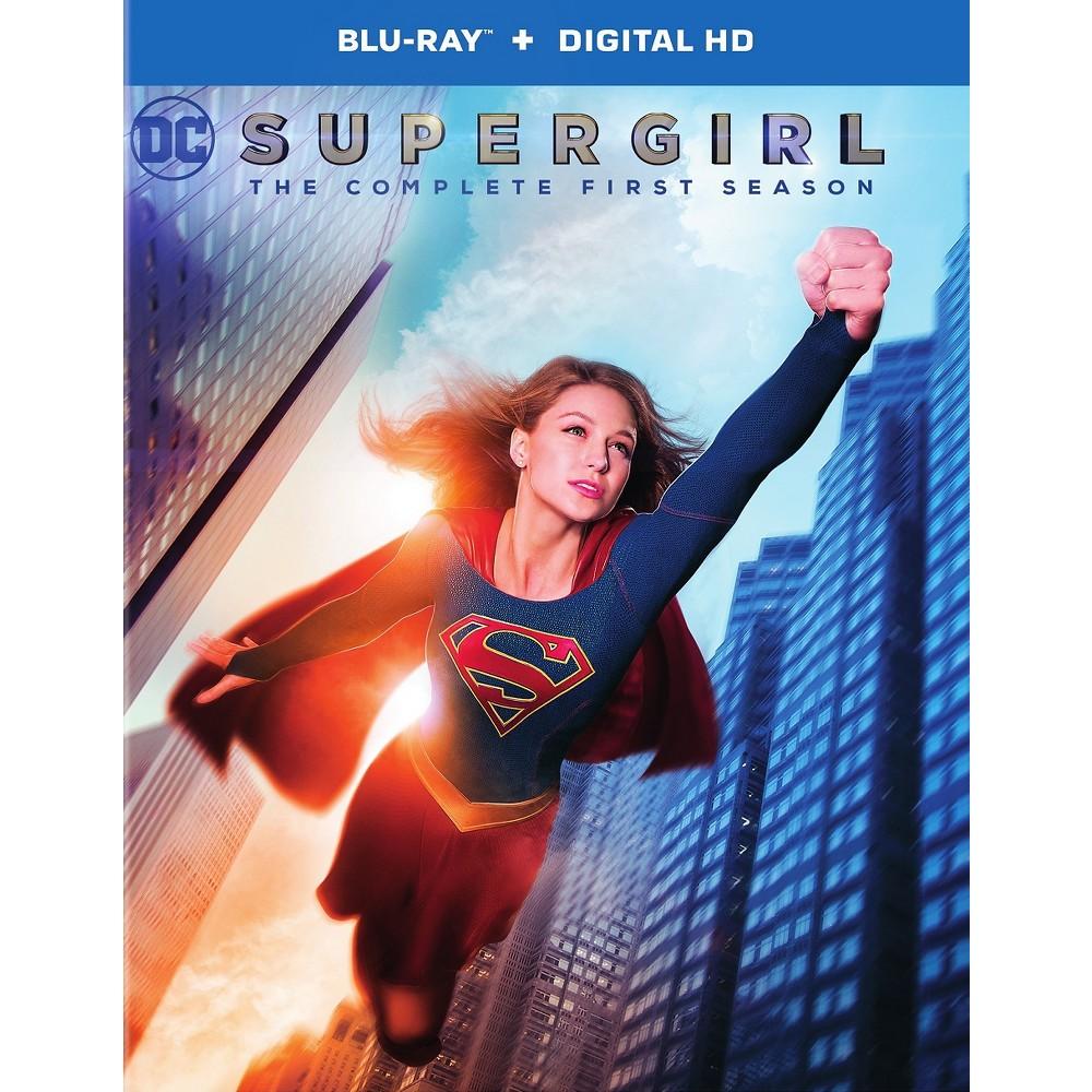 Supergirl Season 1 Blu Ray