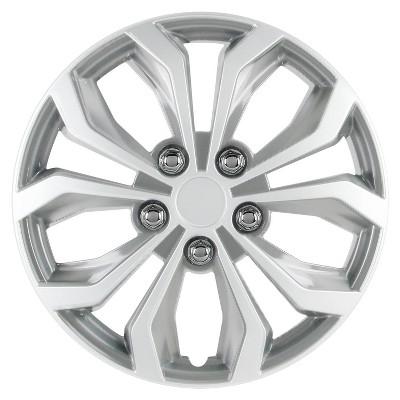 "Pilot 17"" Set of 4 Automotive Spyder Performance Wheel Covers"