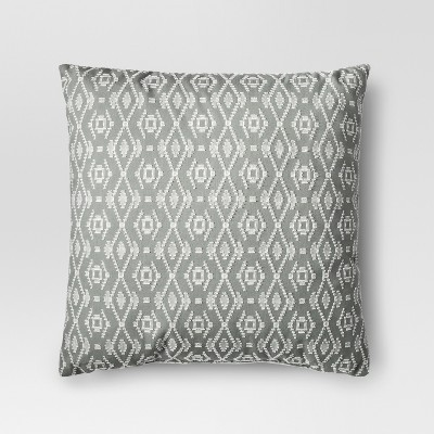 Green Global Weave Throw Pillow - Threshold™
